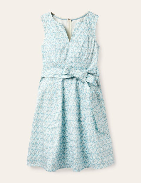 Mischa Belted Dress