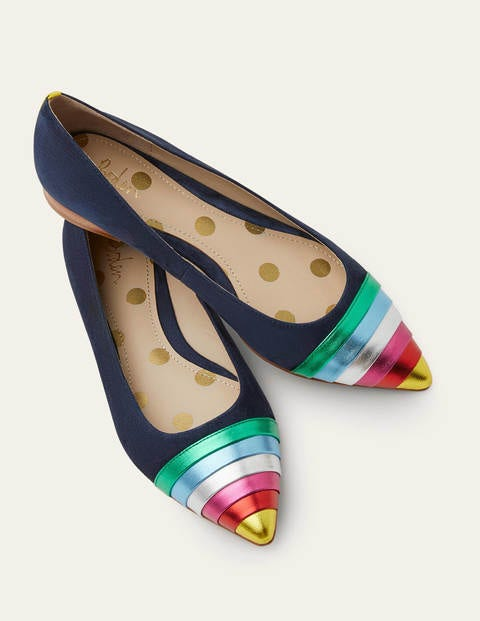 Chaussures plates Louise