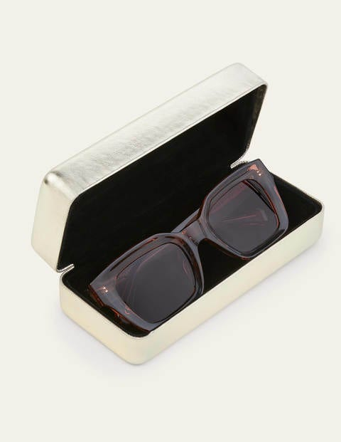 Eze Sunglasses - Crystal Brown
