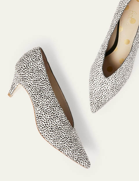 Natalie Kitten Heels