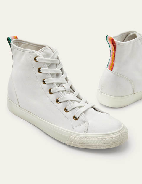 Philippa Sneakers - White