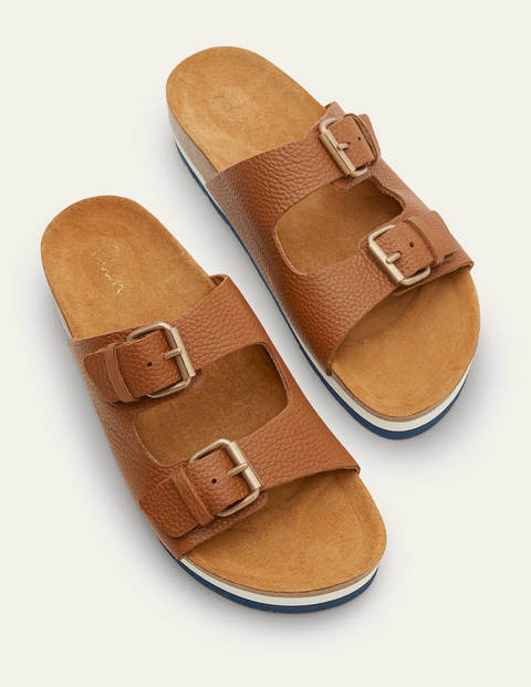 Ottoline Sandals - Tan