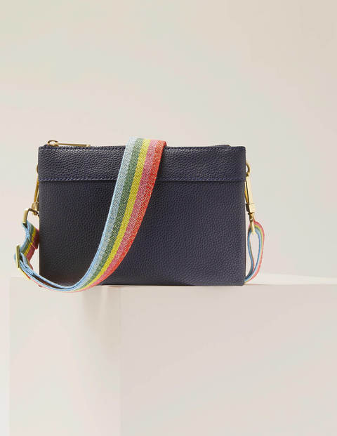 Clementine Crossbody Bag - Navy