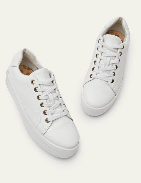 Mirabelle Sneakers - White