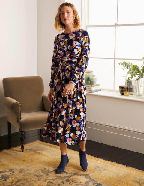 Jennifer Jersey Midi Dress