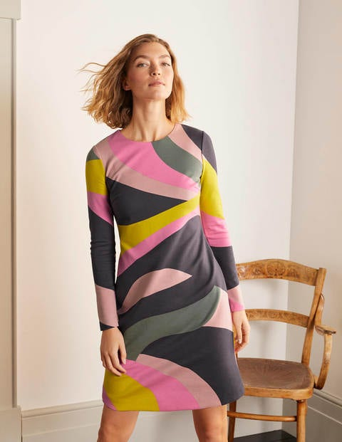 Isabella Ponte Shift Dress