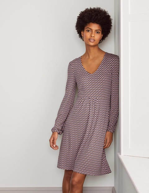 Hattie Jersey Dress