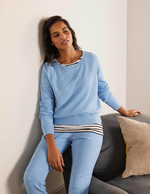 Hettie Sweatshirt - Hazy Blue