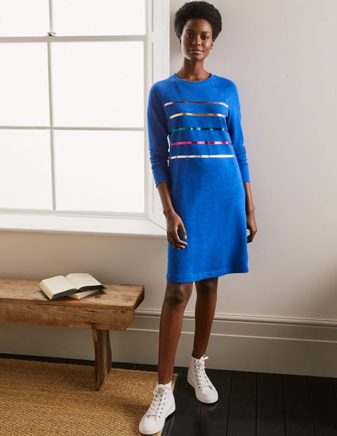 Mabel Sweatshirt Dress - Summit