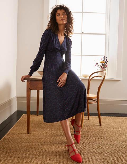 Patricia Jersey Midi Dress