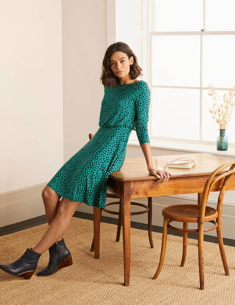 Nellie Jersey Dress