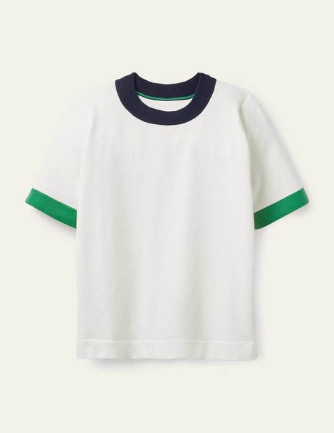 Abingdon Baumwoll-T-Shirt