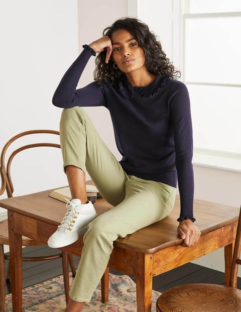 Blakenham Frill Sweater