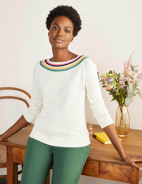 Kinghorne Cotton Jumper