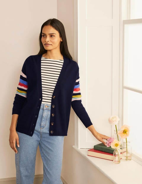 Lennox Relaxed Cardigan