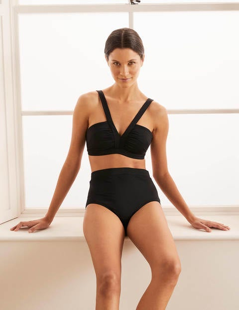 Corsica Bikini Top - Black