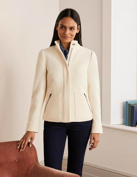 Howell Jacket - Ivory (BN055)