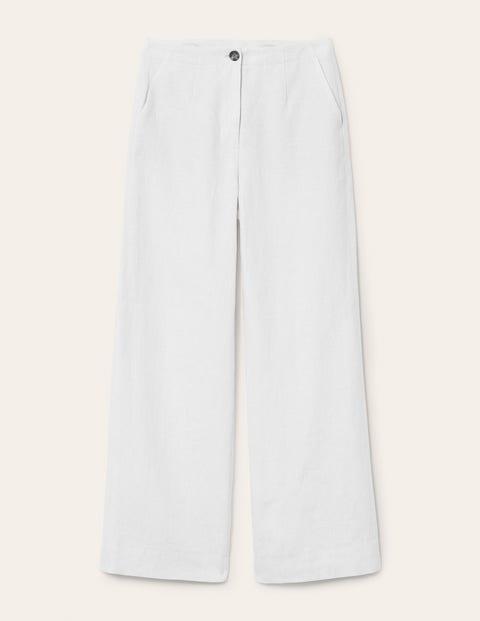 Eldon Linen Trousers