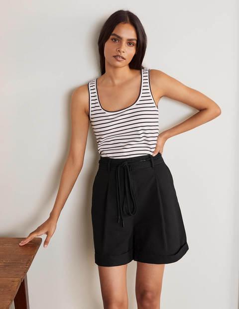 Portree Shorts - Black
