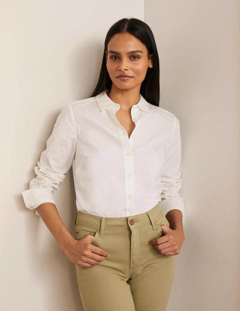 Modern Classic Shirt - White