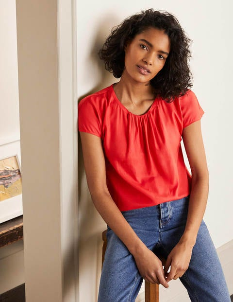 Florence Top - Red