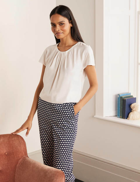 Florence Top - Ivory