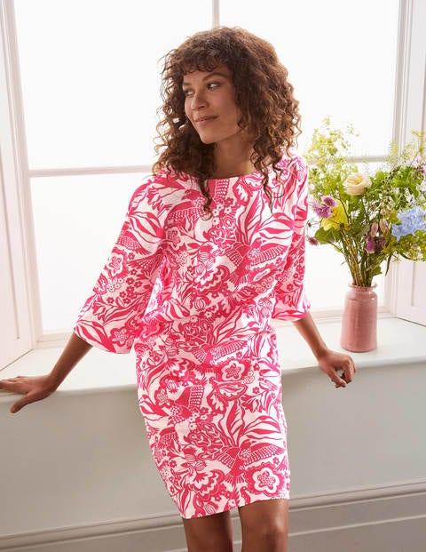 Laurie Linen Dress