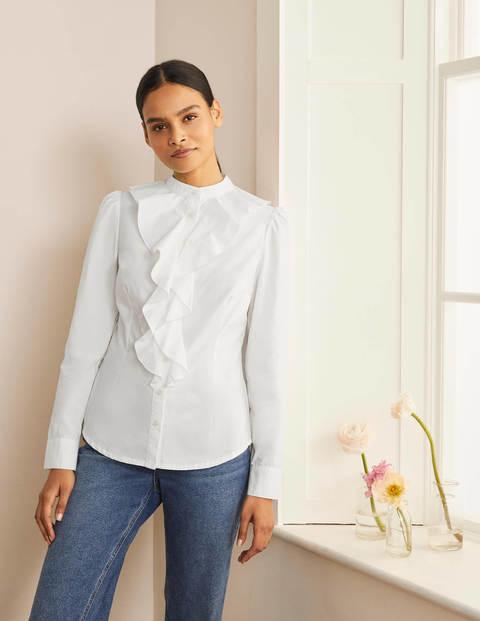 Fenella Shirt - White