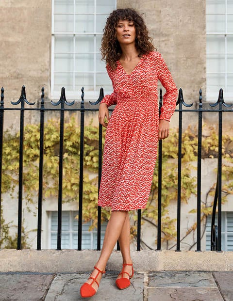 Susannah Smocked Dress