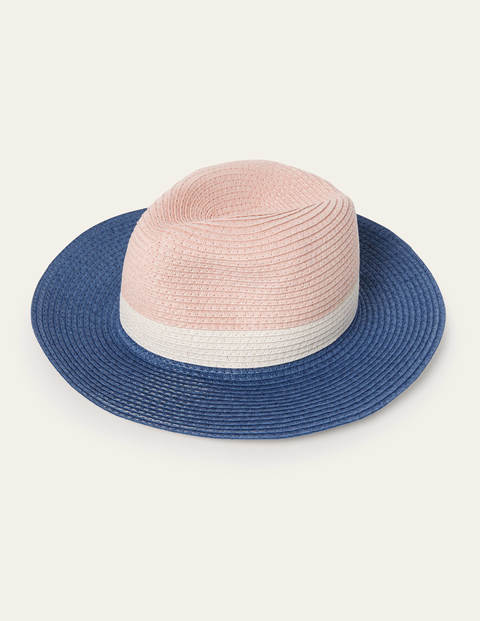 Colourblock Sun Hat