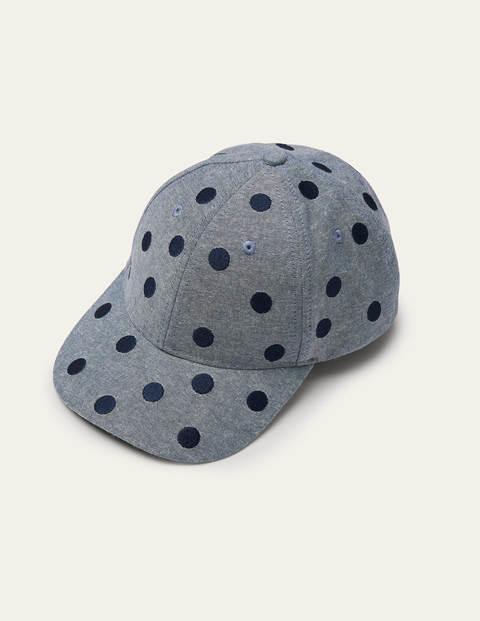 Baseball Cap - Chambray