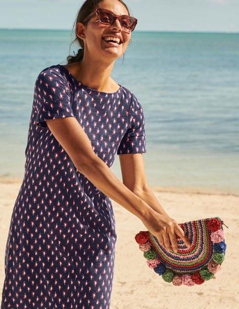 Christina Crochet Clutch