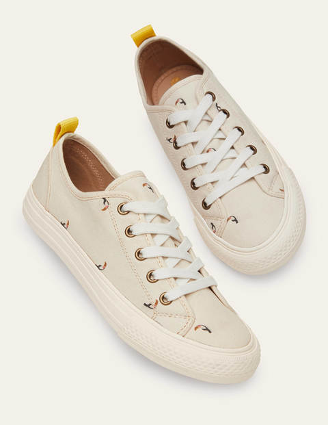 Freya Low Top Trainers