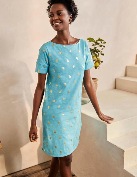 Darcey T-Shirt-Kleid aus Jersey AQU Damen Boden, AQU