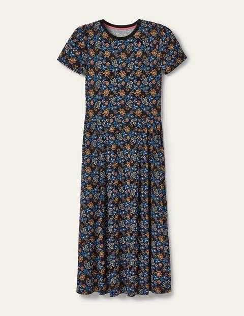 Lucinda Jersey Midi Dress