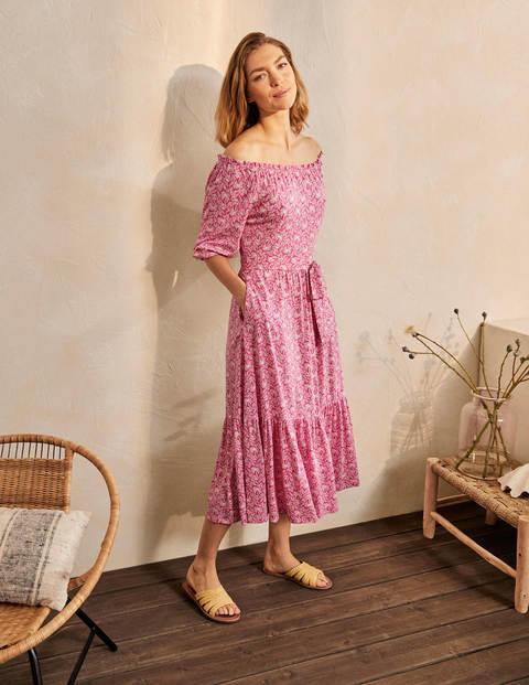 Romy Jersey Midi Dress