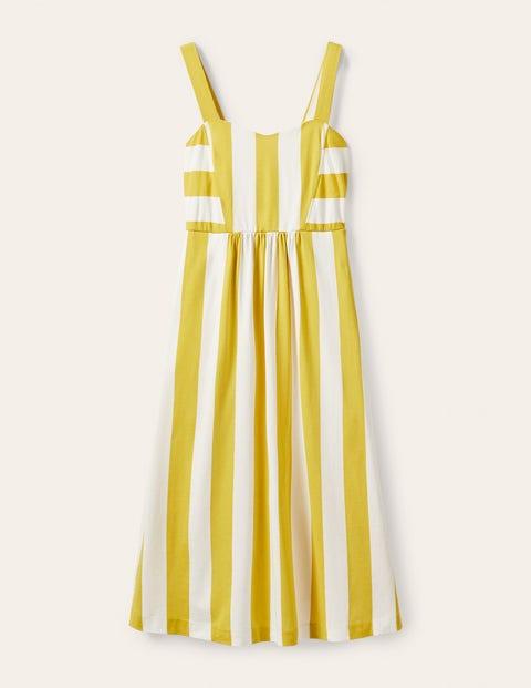 Lucy Jersey Stripe Dress