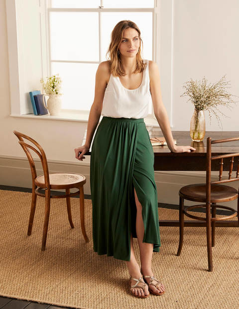 Helana Wrap Skirt