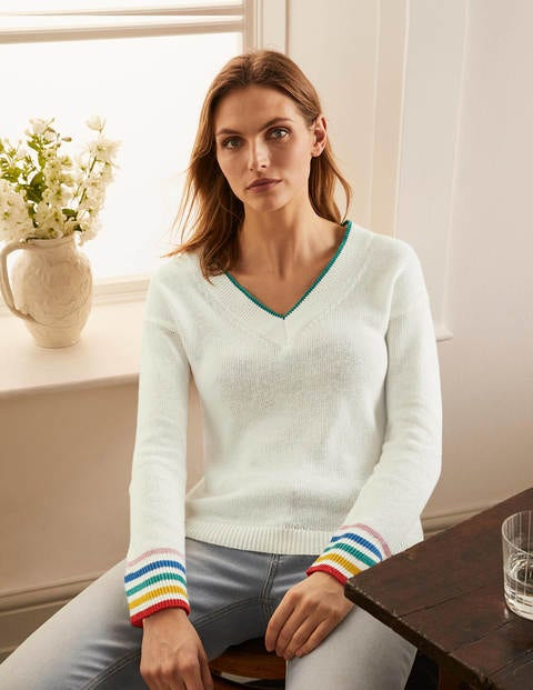 Bamburgh Lockerer Pullover