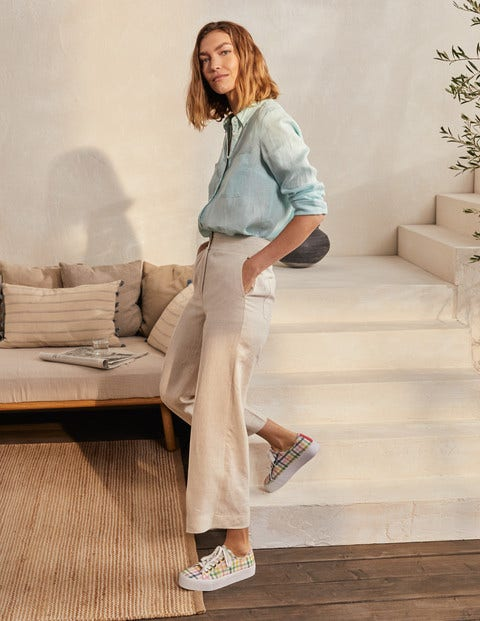 Cornwall Linen Trousers