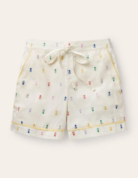 Janie Pyjama Shorts