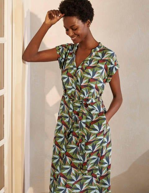 Nicola Midi Shirt Dress