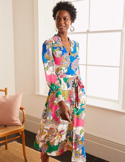 Rosanna Midi Shirt Dress