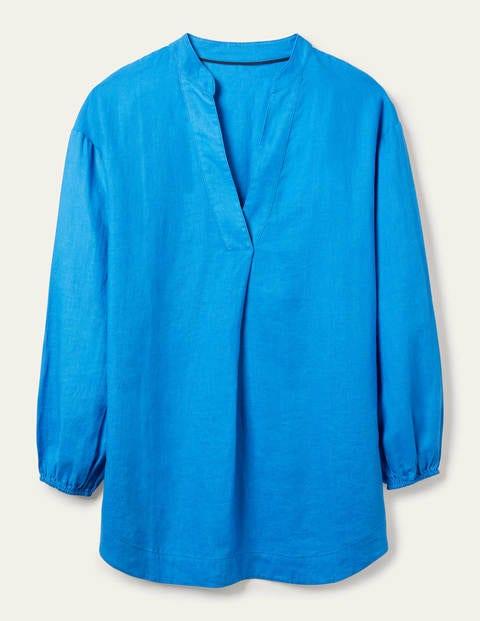 Hannah Linen Shirt