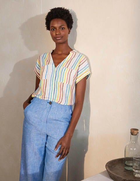 Evie Linen Shirt