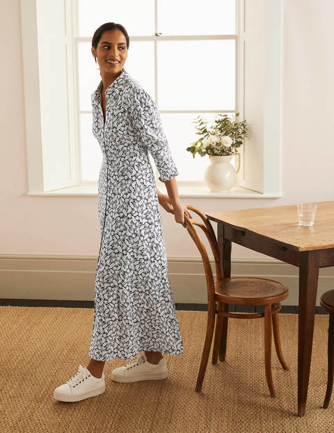Cecile Midi Shirt Dress