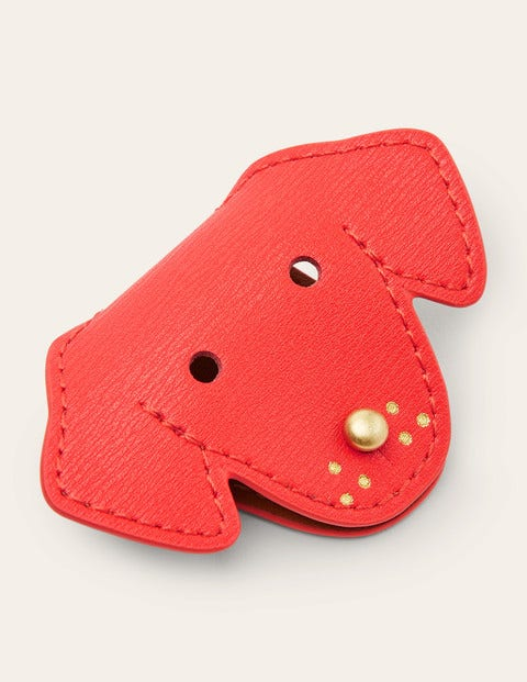 Animal Cable Tidy - Cherry Red - Dog