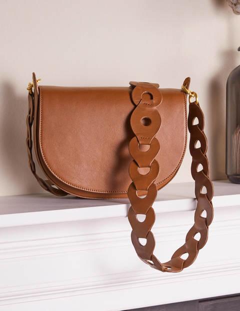 Link Detail Crossbody Bag