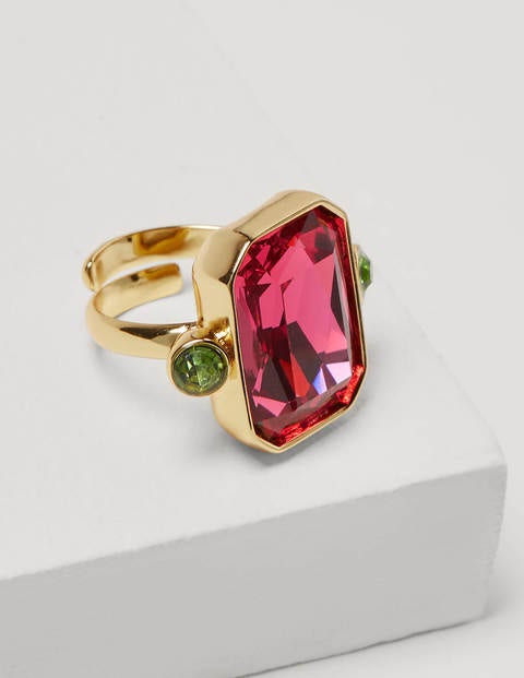 Jewelled Cocktail Ring
