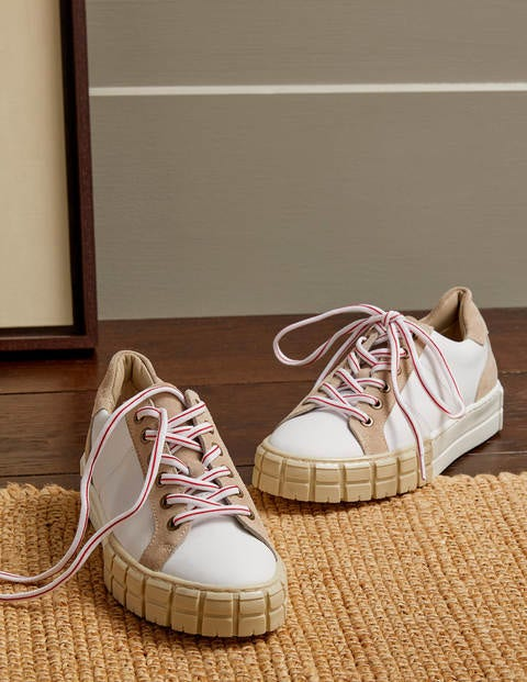 Pippa Layered Sole Sneakers